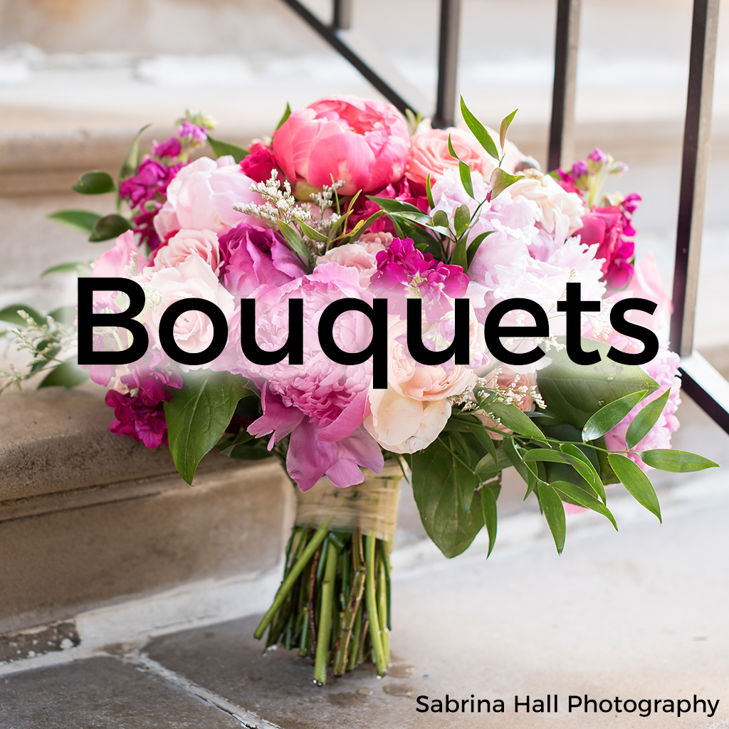 Nikki's perfect petal designs akron ohio wedding florist